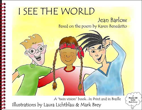 I See The World book cover image